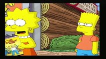 Lets Play The Simpsons Game: Part 4 (1/2) - Lisa the Tree Hugger