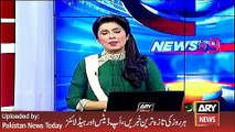 ARY News Headlines 23 March 2016, Youm e Pakistan Celebration at Pakistan High Comission New Dehli