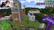 DanTDM Minecraft | SPEEDING UP 242 | Diamond Dimensions Modded Survival #242 - Play