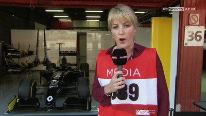 Formula 1 2016 -Barcelona Test Day 3 Highlights