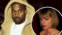 Kanye West Can't Shut Up about Taylor Swift