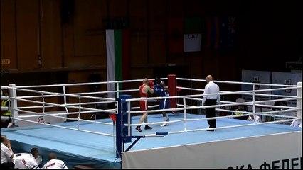 Highlights : David ALAVERDIAN (ISR) vs Elie KONKI (FRA) - 52kg - STRANDJA CUP (Tour préliminaire 2)