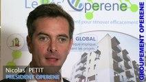 Groupement d'entreprises - interview de Nicolas Petit, chef d'entreprise, Président du Groupement d'entreprises Operene