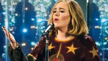 "BRIT Awards 2016: Adele SLAYS With ""When We Were Young"" Performance"