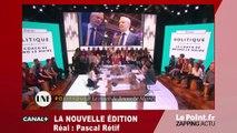 """Zapping du 25 février - Sarkozy """"communiste"""" selon le président du Pérou"""