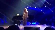 Emotion : Céline Dion craque et fond en larmes sur All By Myself lors de son retour à Las Vegas !
