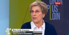 « C'est bien de protester mais c'est mieux de modifier le cours des choses » la réponse de Lienemann à Aubry
