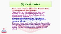 Water Pollution ( Pesticides ) & Harmful Effect of chemical present in drinking water on Human  & animals's Health