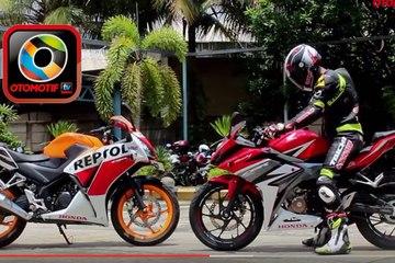 Honda All New CBR150R - Total Control!