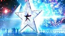 Angela and Teddy - Britain's Got Talent 2011 audition - International Version