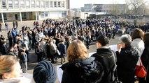 Amiens : mobilisation lycéenne contre l'expulsion d'un élève