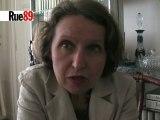 Catherine Dewenden parle de l'aide au retour 1