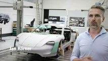 Porsche Mission E - Porsche-Design der Zukunft