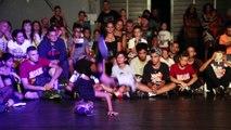 Marseille Battle Pro : la mascotte va à la rencontre des danseurs - E02 La Réunion