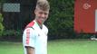 Relembre o primeiro treino de Lucas Fernandes entre os profissionais do São Paulo
