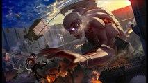 Shingeki no Kyojin OST 1 Attack on Titan (Armored Titan Music/Theme)
