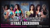 720pHD TNA iMPACT Wrestling 2016.02.23 The Dollhouse vs Velvet Sky, Madison Rayne & Gail Kim