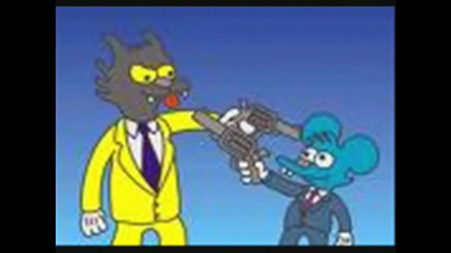 The Simpsons - Itchy and Scratchy Show