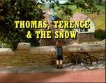 Tomas i drugari - Tomas, Terens i sneg - Crtani (Thomas, Terence and the Snow - Serbian Dub)