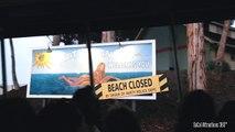 [HD] JAWS Ride on Universal Studio Tour - Universal Studios Hollywood