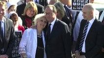 Hollande rende omaggio alle vittime della dittatura argentina