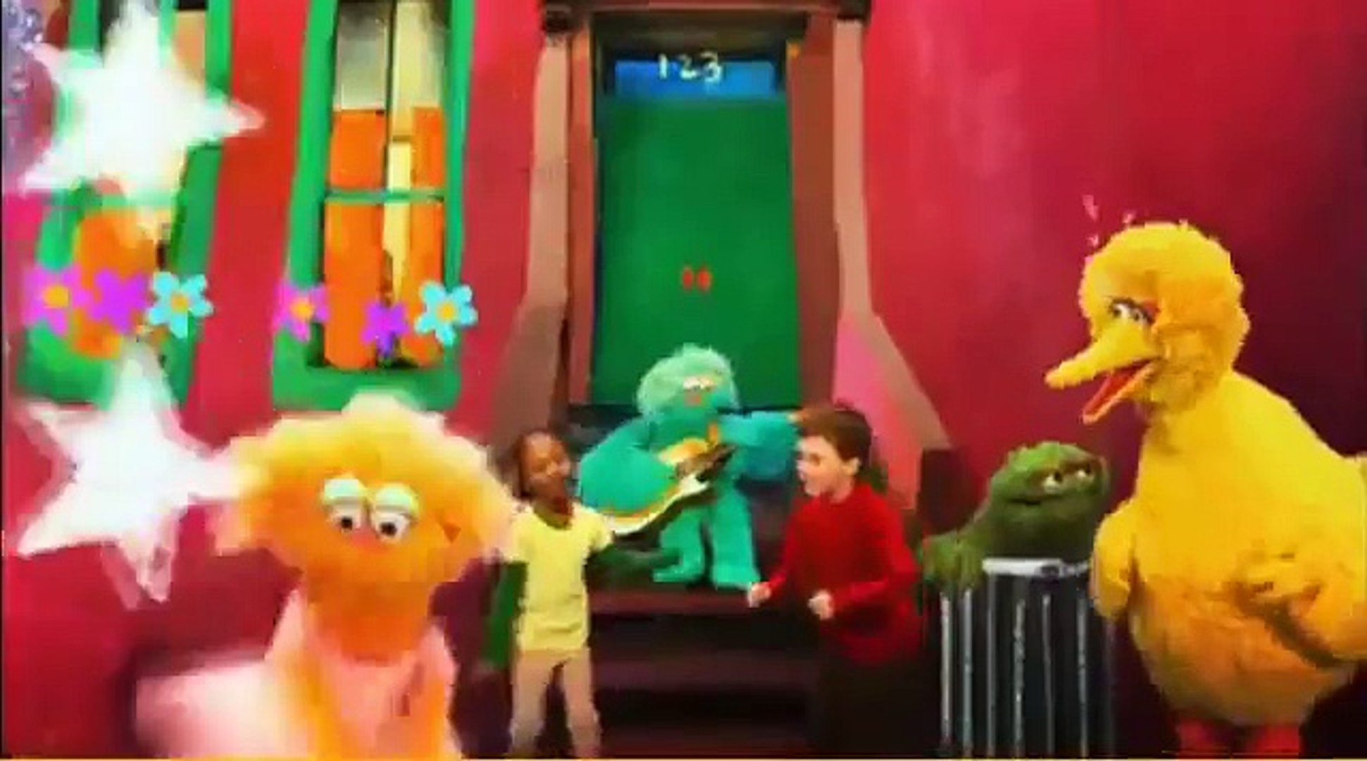 Sesame Street (Ernies Dance Video)