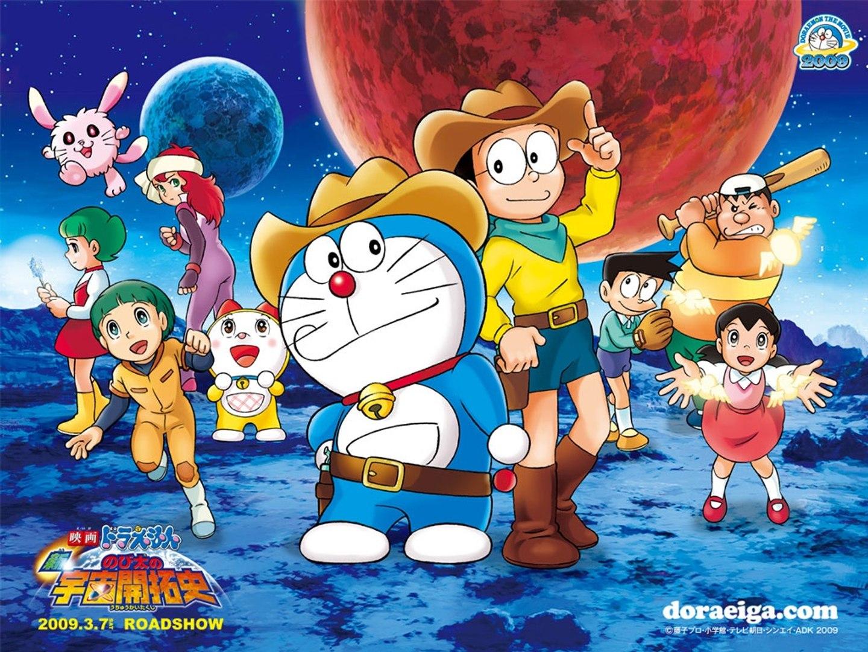 Hoạt Hình Doraemon Vietsub - Tập Đặc Biệt Mừng Năm Mới 2016 - Hoạt hình cho bé - Happy New Year 2016