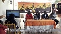 Sénégal: lancement de MusikBi, site de téléchargement de musique
