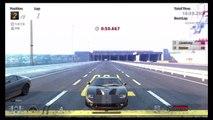 GT6  Ford GT vs Mercedes SLR Mclarsen Dragrace   High speed racing (gran turismo 6)