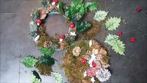 DIY N°2 - Courrone Nature Automne Hiver