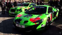 2015 Gumball 3000 Rally Highlights - Stockholm