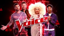 The Voice 2016 - Top 10 Artist Dance Moves (Digital Exclusive)