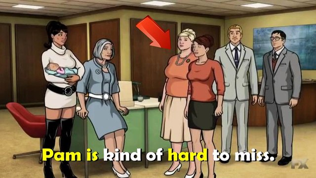 Biggest ARCHER The Holdout Movie Mistakes, Goofs, Facts, Scenes, Bloopers, Spoilers and Fails