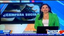 """Polémico mensaje en Estados Unidos que invita a no votar por """"un cubano"""" en el país"""