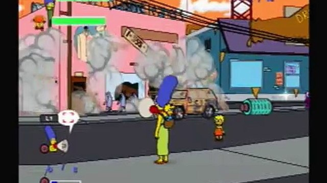 Lets play The Simpsons: Part 11: Grand Theft Scratchy.