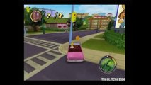 [PS2 WR] The Simpsons Hit and Run - Level 1: 144469 [Speed Run] [PAL] [all mission%]