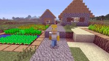 Minecraft Xbox One - Simpsons Skin Pack - REVIEW and SHOWCASE ( Minecraft XB1 Skin Packs )