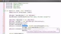 QT C++ GUI Tutorial 10- how to use QLineEdit as password