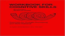Download Workbook for Cognitive Skills  Exercises for Thought processing and Word Retrieval  2nd