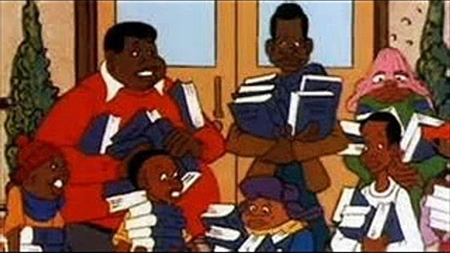 FAT ALBERT AND THE COSBY KIDS SNITCH ON BILL COSBY