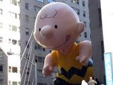 Float: Charlie Brown at the Macys Thanksgiving Parade New York 2012