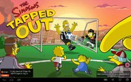 The Simpsons Tapped Out Gameplay - The Simpsons Movie Game - Tapped Out Intro (Tutorial)