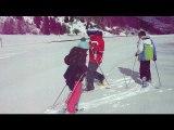 raquettes et ski de fond au col d'ornon'