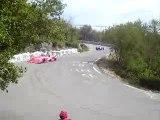 Course de cote ventoux 03 06 07 descente  kart proto f3