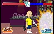 Video Caillou gets grounded for going in my room!