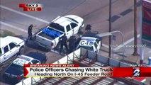 Houston Police Chase (June 24, 2015) KPRC-TV