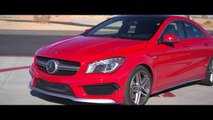 2014 Mercedes-Benz CLA45 AMG: The Most Powerful Turbo 4-Cylinder in the World! - Ignition