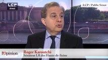 Roger Karoutchi (LR) : « Le parti socialiste n'existe plus »