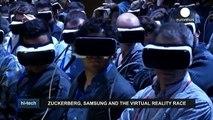 La réalité virtuelle sinvite au Mobile World Congress de Barcelone - hi-tech