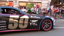 2014 Gumball 3000 Rally Arrives in London - Supercar Madness In The City